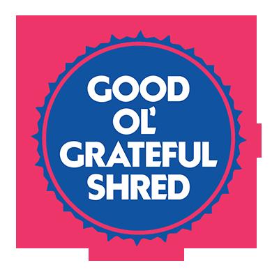 Grateful Shred Photo