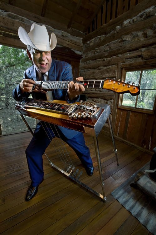 Junior Brown Photo