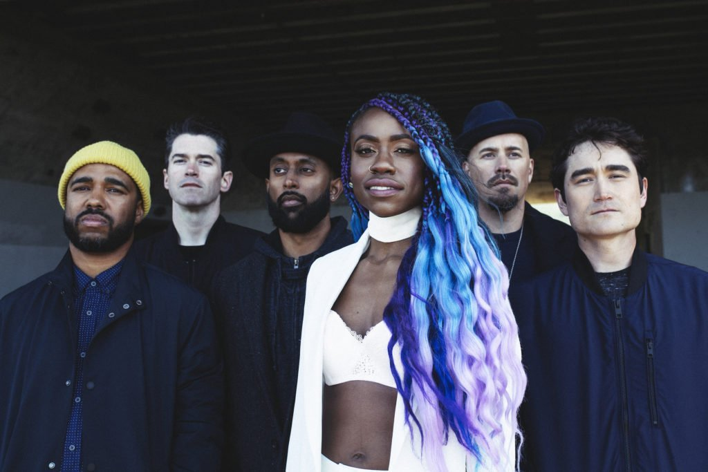 The Seshen Fall 2019 Promo Photo